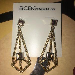 BCBGeneration dangle earrings